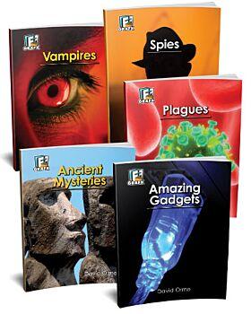 Fact to Fiction Books Sampler - Set IV (5 titles)