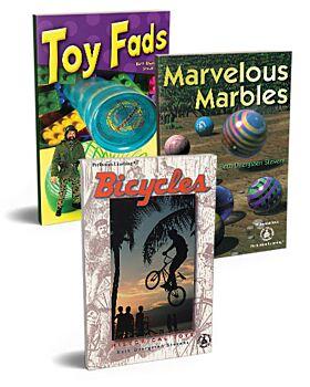 Toys and Hobbies Sampler