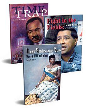 Biographical Fiction Sampler