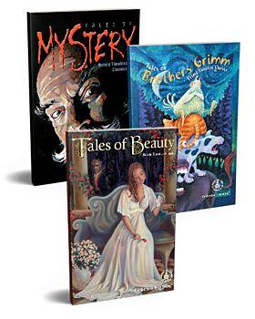 Fables, Folktales, and Legends Sampler