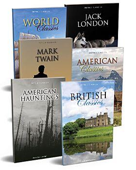 Retold Classics Anthologies Sampler