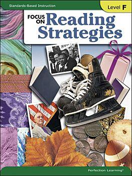 Focus on Reading Strategies - Grade 6 (Book F)