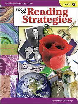 Focus on Reading Strategies - Grade 7 (Book G)