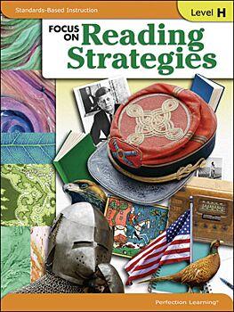 Focus on Reading Strategies - Grade 8 (Book H)