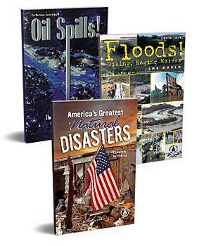 Environmental Disasters Sampler