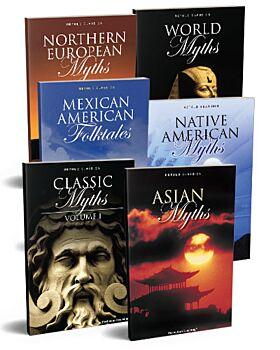 Retold Classic Myths and Folktales Sampler