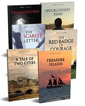 Retold Classic Novels Sampler