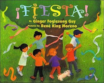 Fiesta! Board Book