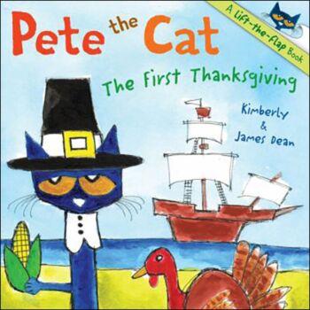 Pete/Cat/First Thanksgiving