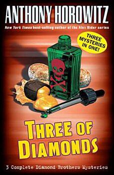 Three of Diamonds-A Diamond Brothers Mystery