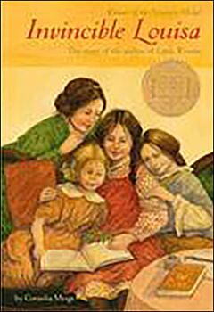 Invincible Louisa-The Story of the Author of Little Women