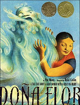Dona Flor: A Tale Tale About a Giant Woman with a Great Big Heart