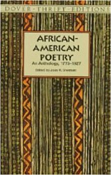 African-American Poetry: An Anthology: 1773-1927