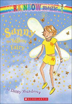 Azafran El Hada Amarilla (Sunny The Yellow Fairy)