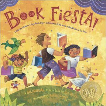 Book Fiesta! Celebrate Children's Day / Book Day: Celebremos El Dia De Los Ninos