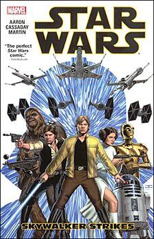 Star Wars Graphic Novel, Volume 1: Skywalker Strikes