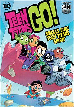 Smells Like Teen Titans Spirit