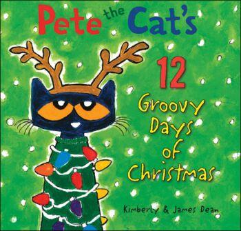 12 Groovy Days Of Christmas