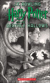 Harry Potter And The Deathly Hallows (Brian Selznick Cover Edition)