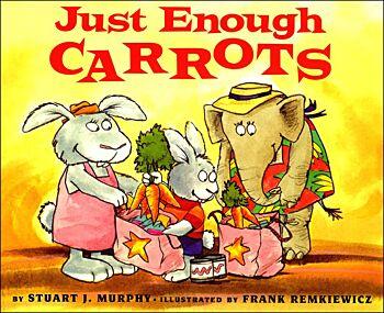 Just Enough Carrots