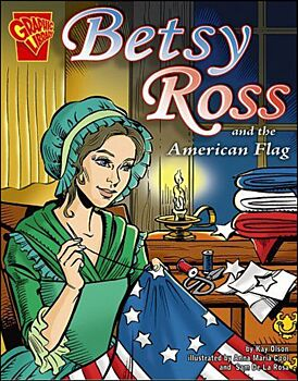 Betsy Ross and the American Flag