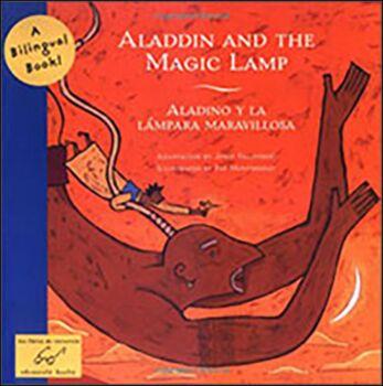 Aladdin and the Magic Lamp/Aladino y la lampara maravillosa