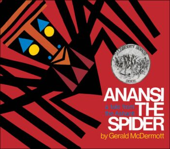 Anansi the Spider-A Tale from the Ashanti