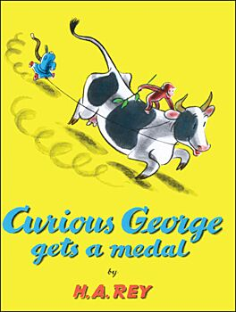 Curious George Gets a Medal