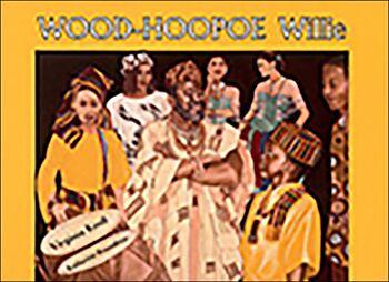Wood-Hoopoe Willie
