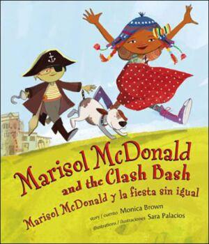 Marisol McDonald and the Clash Bash/Marisol McDonald y la fiesta sin igual