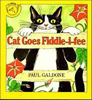Cat Goes Fiddle-i-Fee