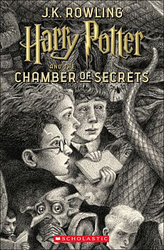 Harry Potter And The Chamber Of Secrets (Brian Selznick Cover Edition)