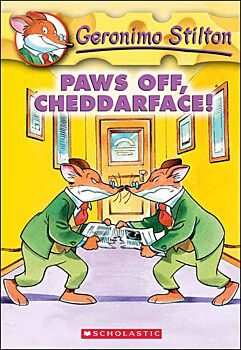 Paws Off, Cheddarface!