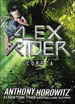 Scorpia: An Alex Rider Adventure