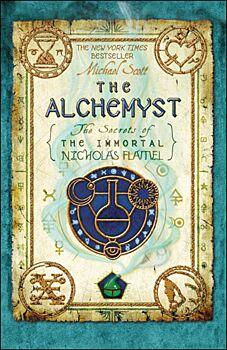 The Alchemyst-The Secrets of the Immortal Nicholas Flamel