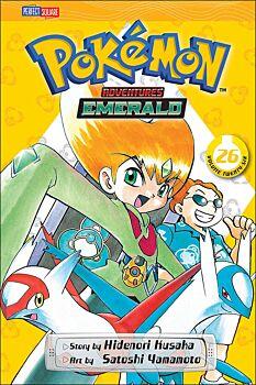 Pokemon Adventures, Volume 26