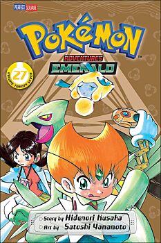 Pokemon Adventures, Volume 27