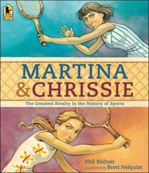 Martina and Chrissie