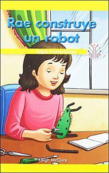 Rae construye un robot: Seguir instrucciones (Rae Builds a Robot: Following Instructions)