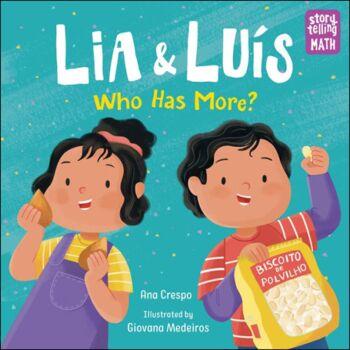 Lia & Luis: Who Has More?
