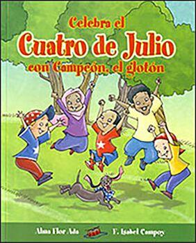 Celebra El Cuatro de Julio Con Campeon, El Gloton