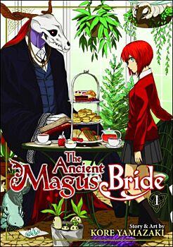 Ancient MagusÆ Bride: vol. 1