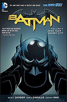Batman Volume 4: Zero Year-Secret City