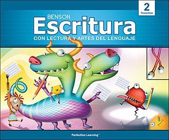 Benson Handwriting - Grade 2T - Vertical Manuscript (Spanish)