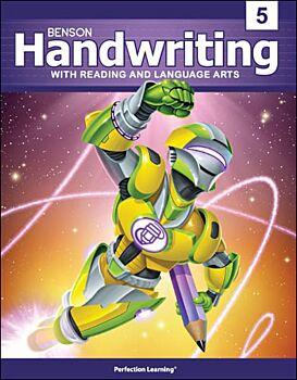 Benson Handwriting - Grade 5 - Cursive Mastery (English)