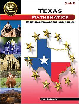 Better Test Scores for Texas (STAAR): Mathematics - Grade 8