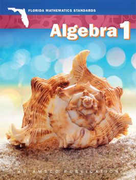 Florida Mathematics Standards: Algebra 1