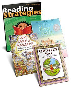 Standards-Aligned Classroom Library - Below Level - Grade 3