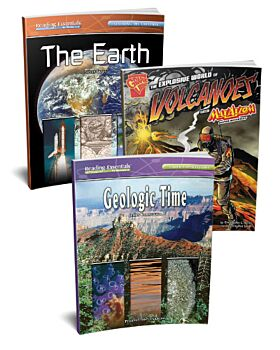 Next Generation Science Standards (NGSS) - Earth & Space Sciences - Grades 6-8