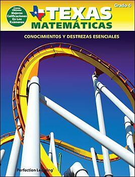 Better Test Scores for Texas (STAAR): Mathematics - Grade 4 (Spanish)